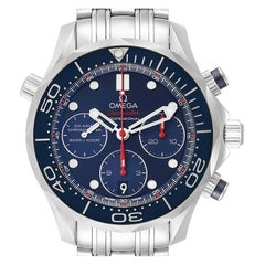 Omega Seamaster Diver 300M Watch 212.30.42.50.03.001 Box Card