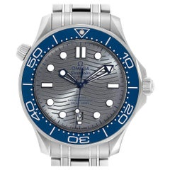 Omega Seamaster Diver Master Chronometer Men's Watch 210.30.42.20.06.001