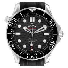 Omega Seamaster Diver Master Chronometer Watch 210.32.42.20.01.001 Box Card