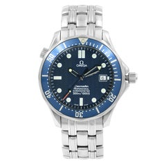 Omega Seamaster Divers Blue Dial Steel Automatic Men's Watch 2531.80.00