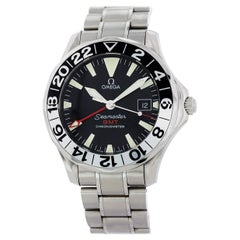 Omega Seamaster GMT 2234.50.00 50th Anniversary Edition Men's Watch