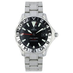 Omega Seamaster GMT 2534.50.00 50th Anniversary Edition Men's Watch