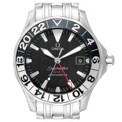 Omega Seamaster GMT 50th Anniversary Steel Men's Watch 2234.50.00