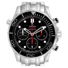 Omega Seamaster James Bond 007 Steel Men's Watch 212.30.44.50.01.001