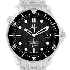 Omega Seamaster James Bond Steel Men's Watch 212.30.41.20.01.002