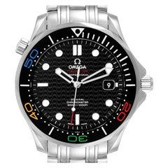 Omega Seamaster Olympic Rio 2016 Limited Watch 522.30.41.20.01.001 Box Card