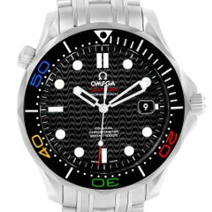 Omega Seamaster Olympic Rio 2016 Limited Watch 522.30.41.20.01.001