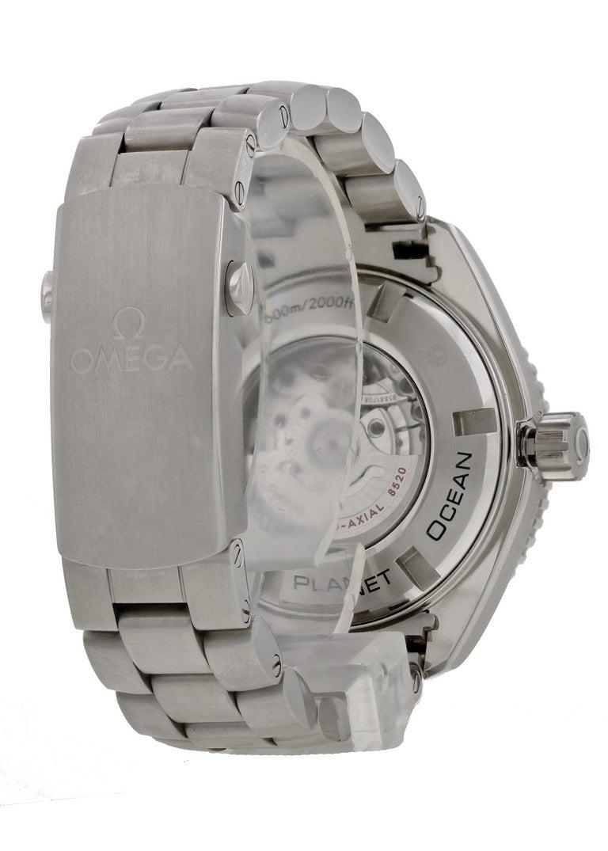 Omega Seamaster Planet Ocean 232.30.38.20.01.001 Men's Watch For Sale 1