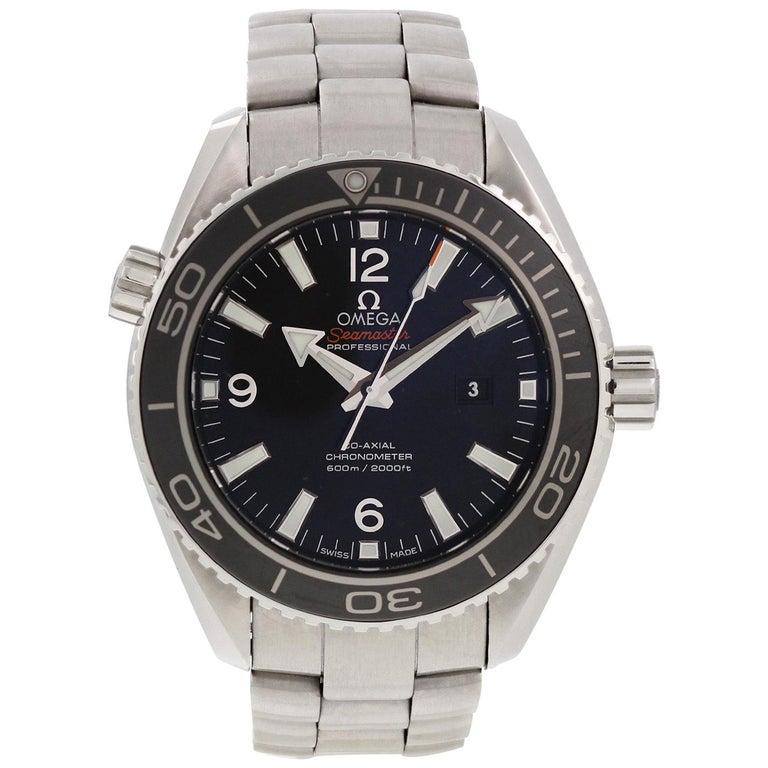 Omega Seamaster Planet Ocean 232.30.38.20.01.001 Men's Watch For Sale