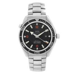 Omega Seamaster Planet Ocean Steel Black Dial Mens Watch 2200.51.00