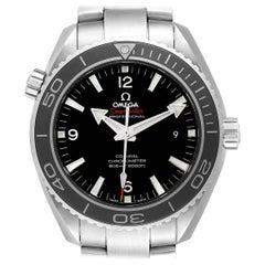 Omega Seamaster Planet Ocean 600M Men's Watch 232.30.46.21.01.001 Card