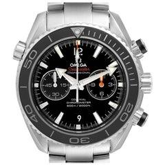 Omega Seamaster Planet Ocean 600M Mens Watch 232.30.46.51.01.001 Box Card