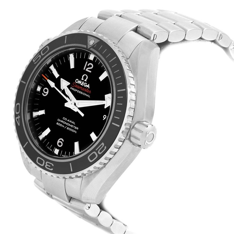 d36980c988f36 Omega Seamaster Planet Ocean 600M Watch 232.30.46.21.01.001 Box Card For  Sale 2