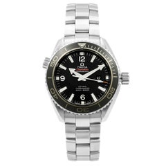 Omega Seamaster Planet Ocean Black Dial Steel Unisex Watch 232.30.38.20.01.001