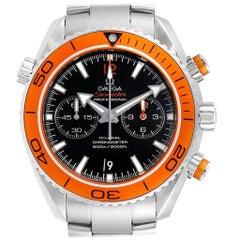 Omega Seamaster Planet Ocean Chrono 600M Men's Watch 232.30.46.51.01.002