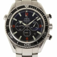 Omega Seamaster Planet Ocean Chronograph 2210.51.00 Box/Paper/2 Year Warranty