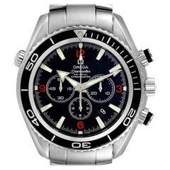 Omega Seamaster Planet Ocean Chronograph Men's Watch 2210.51.00