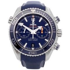 Omega Seamaster Planet Ocean Chronograph Stainless Steel 23292465103001
