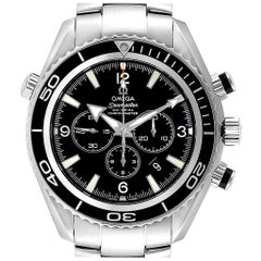 Omega Seamaster Planet Ocean Chronograph Steel Men's Watch 2210.50.00