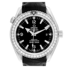 Omega Seamaster Planet Ocean Diamond Men's Watch 222.18.42.20.01.001