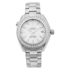 Omega Seamaster Planet Ocean Diamonds Automatic Men's Watch 232.15.42.21.04.001