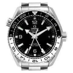 Omega Seamaster Planet Ocean GMT 600m Watch 215.30.44.22.01.001 Box Card