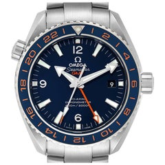 Omega Seamaster Planet Ocean GMT Good Planet Men's Watch 232.30.44.22.03.001