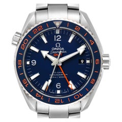 Omega Seamaster Planet Ocean GMT GoodPlanet Men's Watch 232.30.44.22.03.001