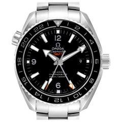 Omega Seamaster Planet Ocean GMT Watch 232.30.44.22.01.001 Box Card