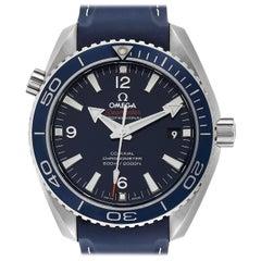 Omega Seamaster Planet Ocean Liquid Metal Watch 232.92.42.21.03.001