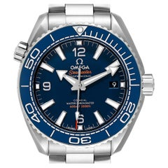 Omega Seamaster Planet Ocean Men's Watch 215.30.44.21.03.001 Box Card