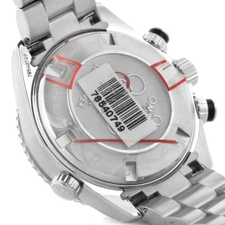 Omega Seamaster Planet Ocean Olympic 22230385001003 Watch Unworn For Sale 3