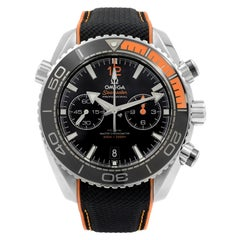 Omega Seamaster Planet Ocean Steel Black Dial Men's Watch 215.32.46.51.01.001