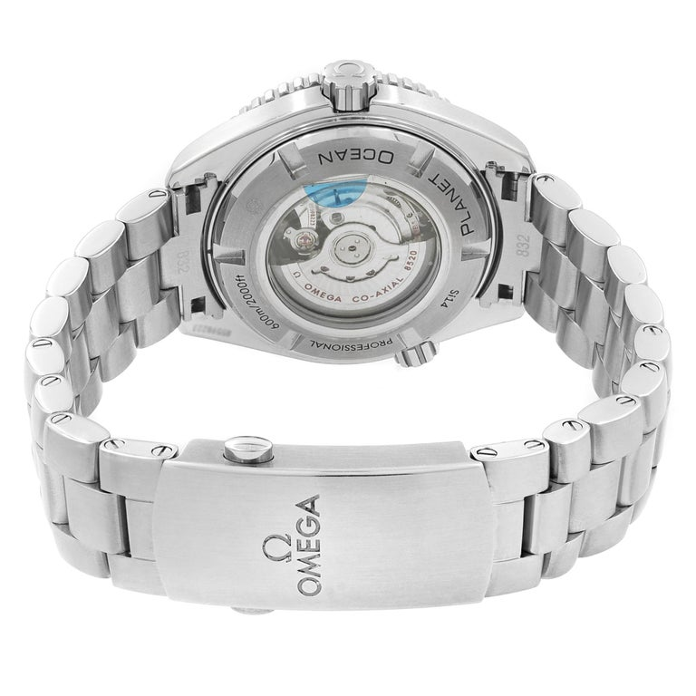 Omega Seamaster Planet Ocean Steel Unisex Automatic Watch 232.30.38.20.01.002 1