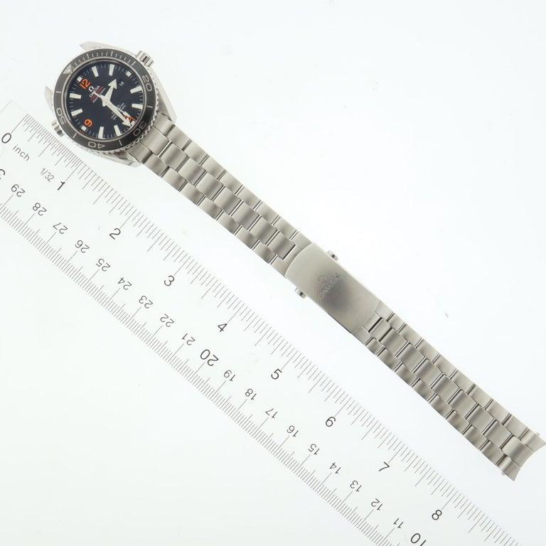 Omega Seamaster Planet Ocean Steel Unisex Automatic Watch 232.30.38.20.01.002 3