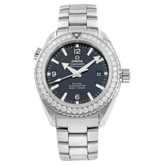 Omega Seamaster Planet Ocean Titanium Diamond Men's Watch 232.15.46.21.01.001