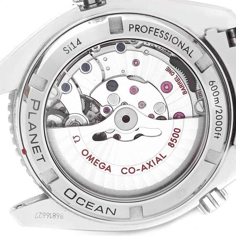Omega Seamaster Planet Ocean Watch 232.30.42.21.01.001 Card 2