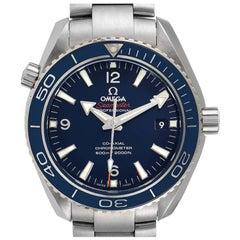 Omega Seamaster Planet Ocean Watch 232.90.42.21.03.001 Box Card