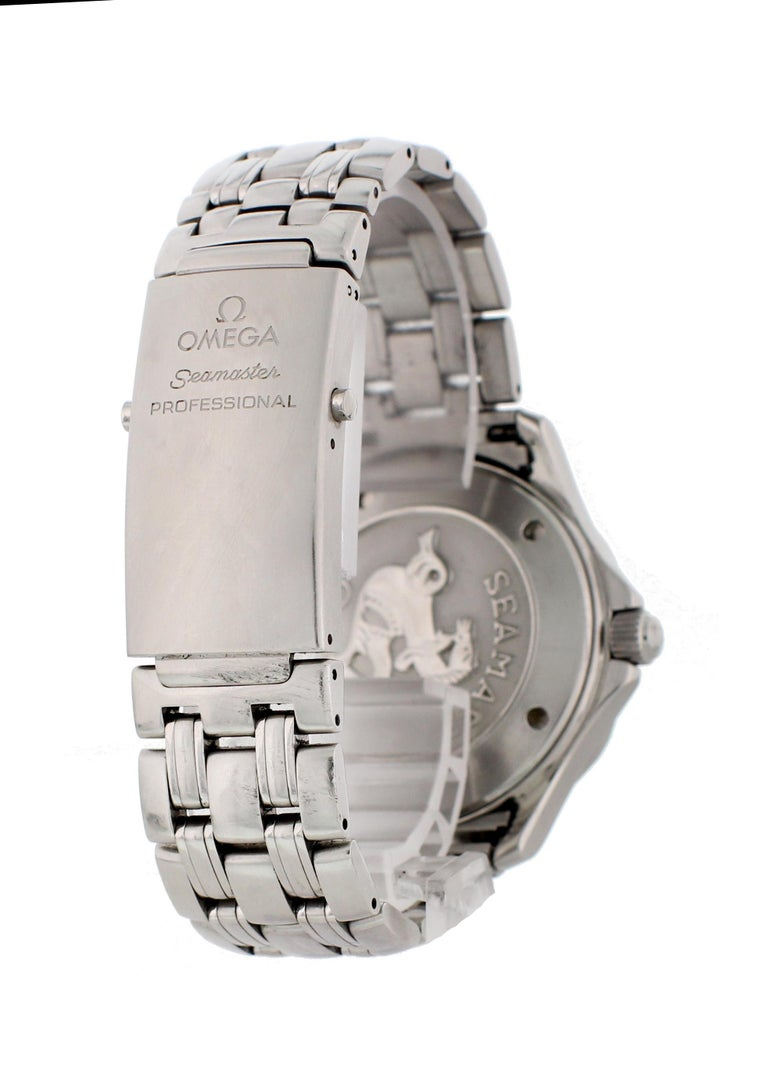 Omega Seamaster Professional 2221.80.00 Men's Watch For Sale 1