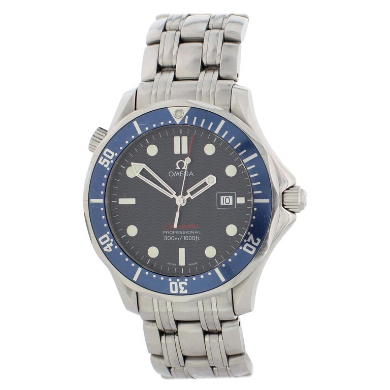 Omega Seamaster Professional 2221.80.00 Men's Watch For Sale