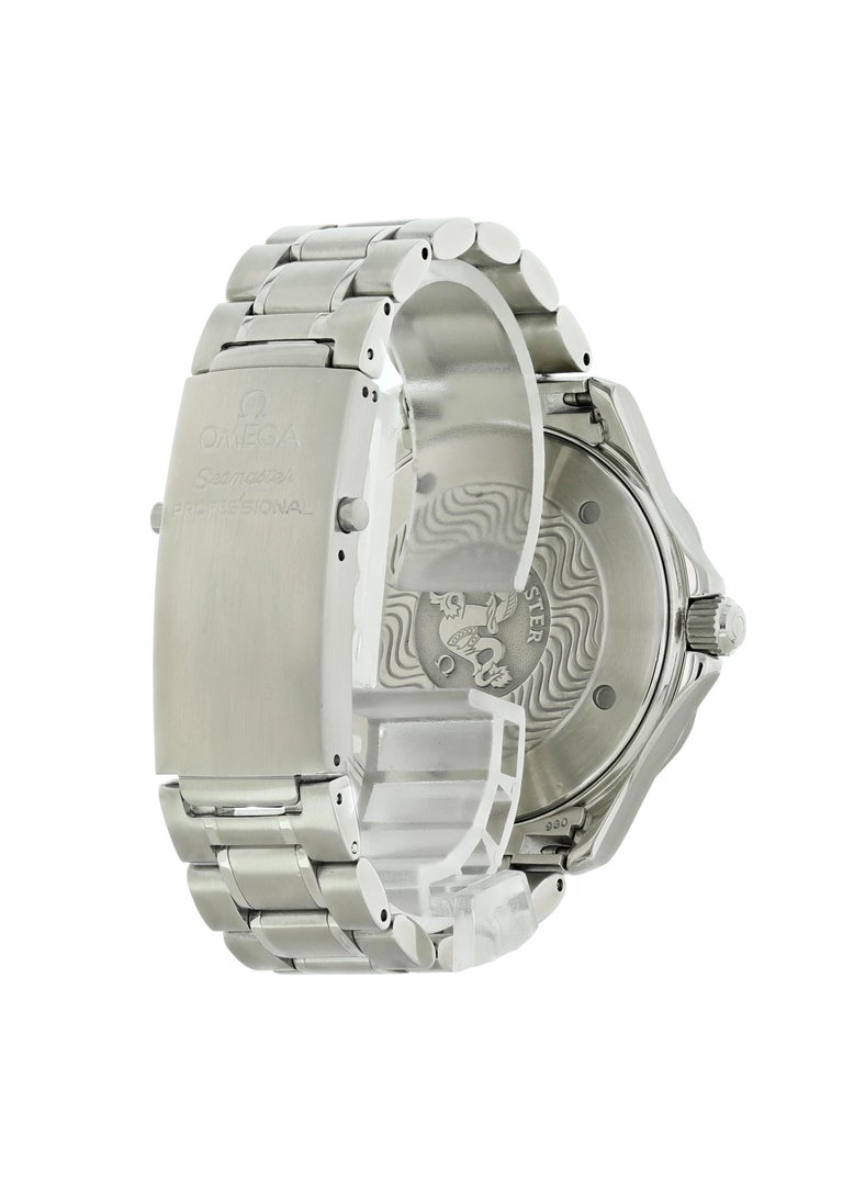 Omega Seamaster Professional 2255.80 Men's Watch For Sale 1