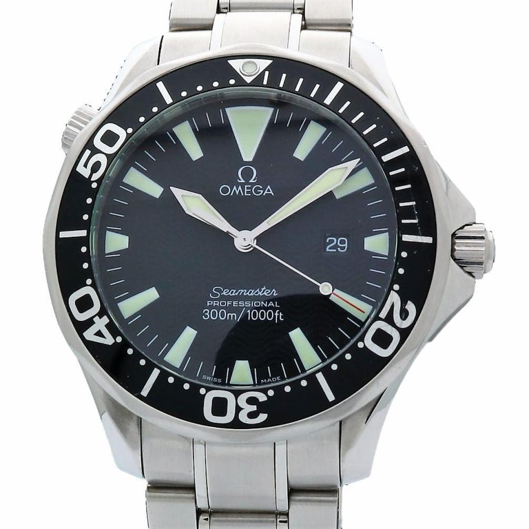 Omega Seamaster Professional 2264.50 Quartz RK204 For Sale