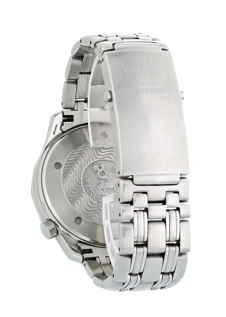 Omega Seamaster Professional 2531.80.00 Men's Watch For Sale 1