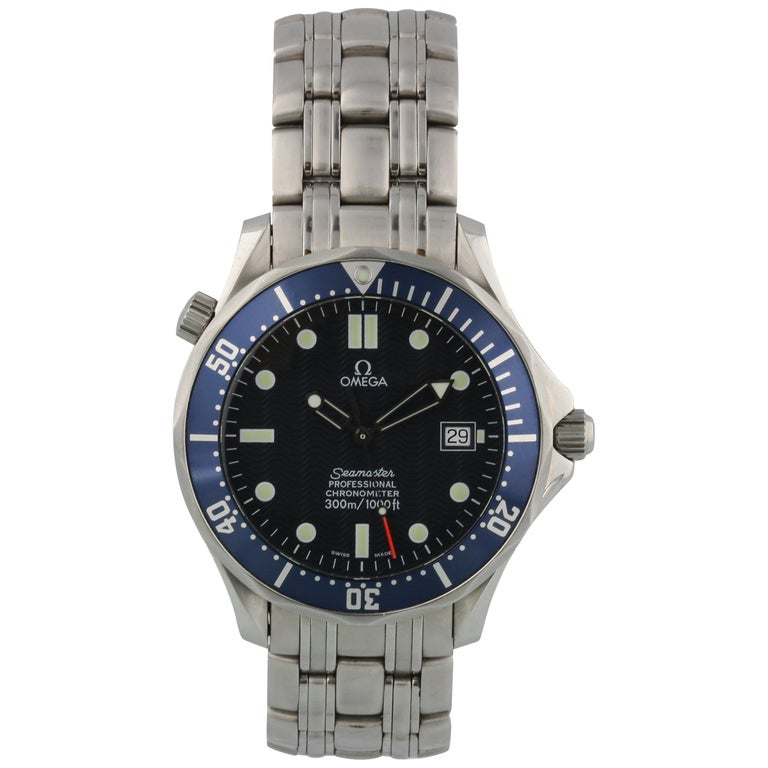 Omega Seamaster Professional 2531.80.00 Men's Watch For Sale