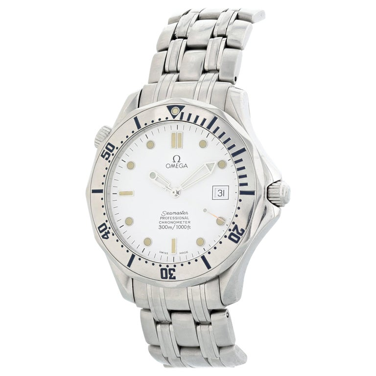 Omega Seamaster Professional 2532.20.00 Men's Watch For Sale