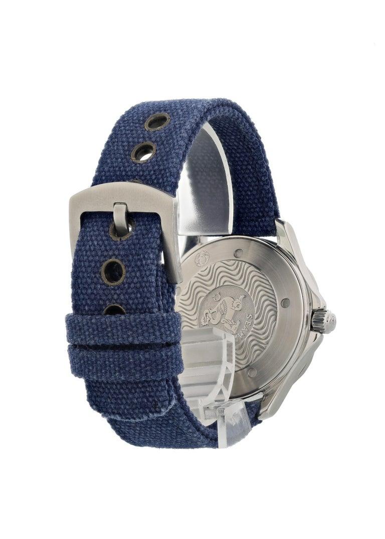 Omega Seamaster Professional 2541.80.00 Quartz Men's Watch For Sale 1