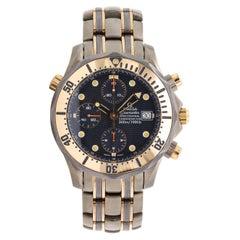 Omega Seamaster Professional 300m Chronograph Titanium Rose Gold 2296.80