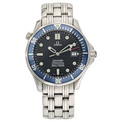 Omega Seamaster Professional Chronometer 2531.80.00 Men's Watch Original Papers