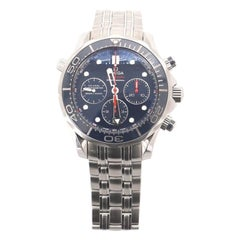 Omega Seamaster Professional Diver 300M Co-Axial Chronometer Chronograph