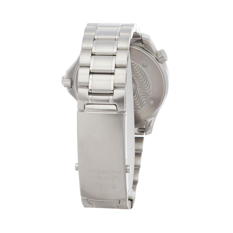Omega Seamaster Stainless Steel 2264.5 For Sale 1